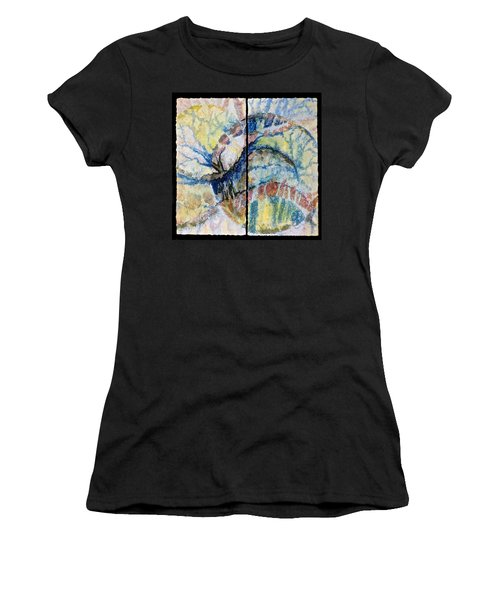 Escaping Reality Women's T-Shirt (Athletic Fit)