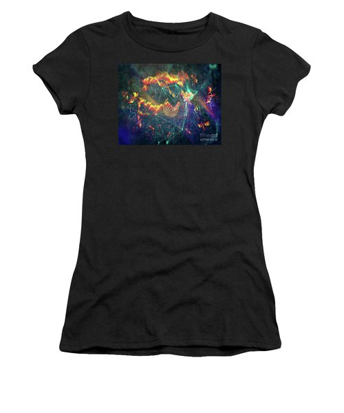 Escaping The Vortex Women's T-Shirt