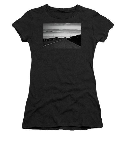 Etna Road Women's T-Shirt