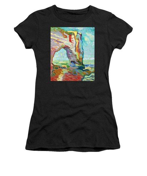 Etretat  Women's T-Shirt