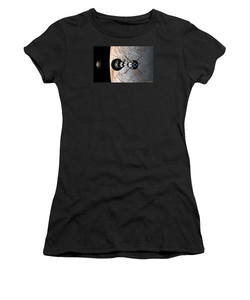 Europa Insertion Women's T-Shirt (Athletic Fit)