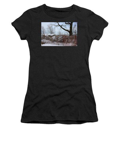 Evanston Winter Women's T-Shirt