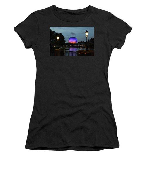 Evening At Epcot Women's T-Shirt