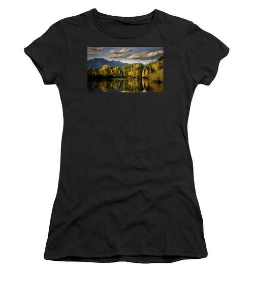Evening At Indian Springs Women's T-Shirt