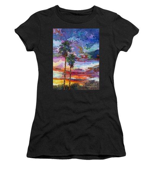 Evening Glow Women's T-Shirt