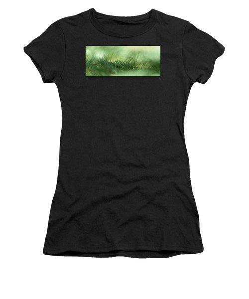 Evergreen Mist Women's T-Shirt