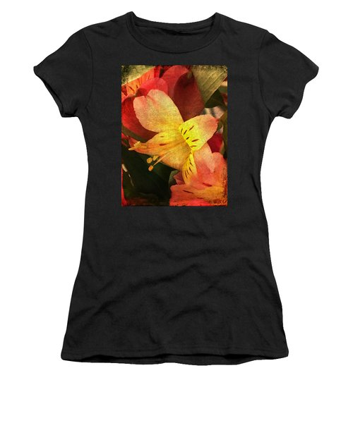 Women's T-Shirt (Athletic Fit) featuring the photograph Everlasting  by Betty Pauwels