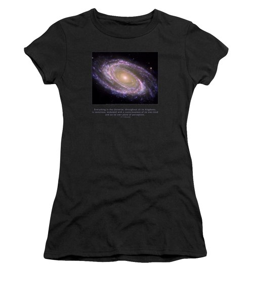Everything Is Conscious Women's T-Shirt