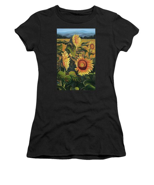Evocation Women's T-Shirt (Athletic Fit)