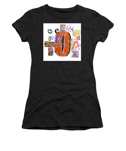 Explode - Tee Shirt Art Women's T-Shirt (Athletic Fit)