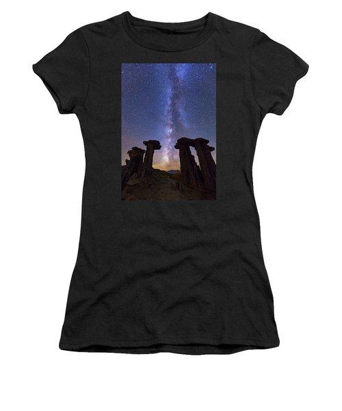 Exploration  Women's T-Shirt (Athletic Fit)