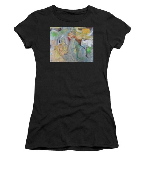 Exploring The Unknown Women's T-Shirt (Athletic Fit)