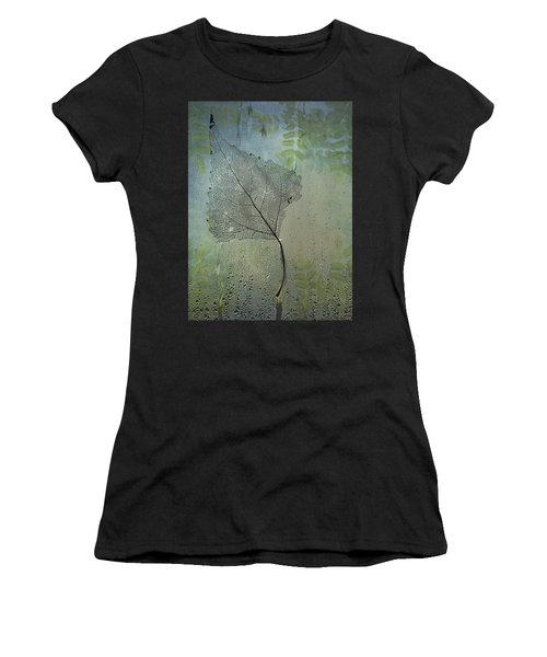 Women's T-Shirt featuring the photograph Expressiveness  by Andrea Kollo