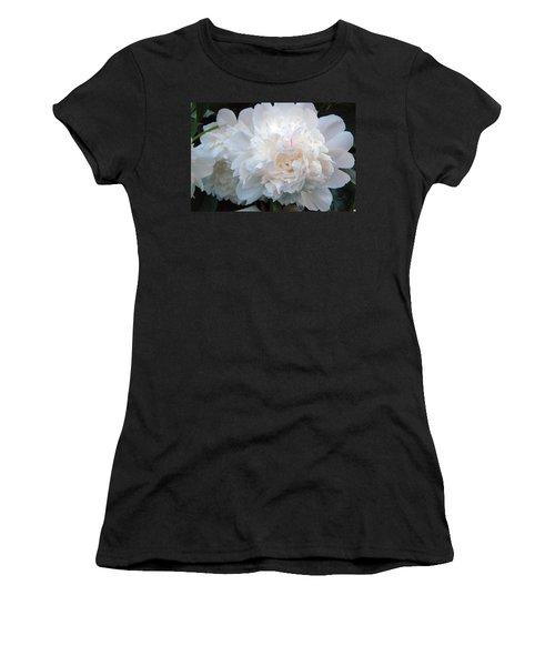 Extravagant Peony Women's T-Shirt