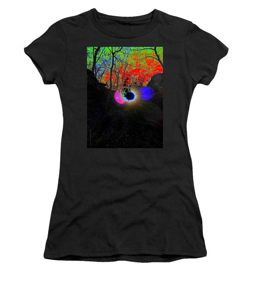Eye Of Nature Women's T-Shirt