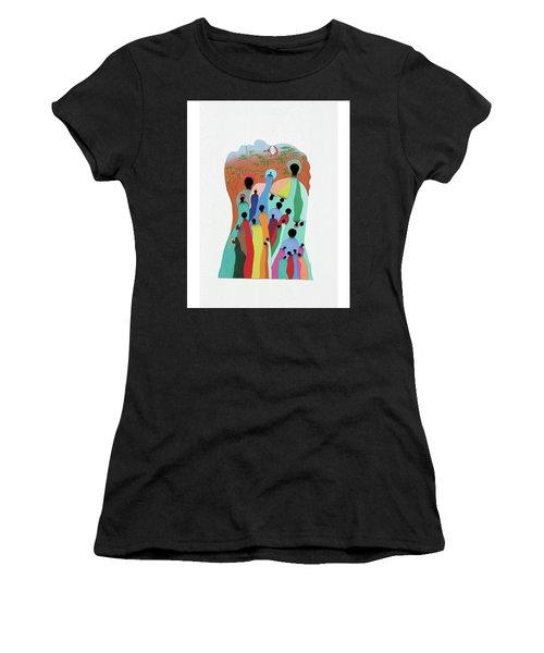 Eye Of The Spirit Women's T-Shirt