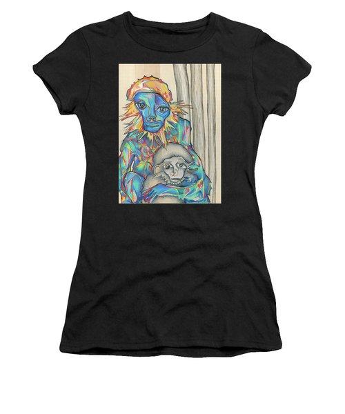 Eye Of The Storm Women's T-Shirt
