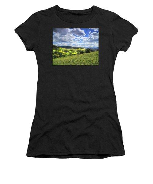 Faafallscene103 Women's T-Shirt