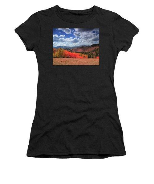 Faafallscene104 Women's T-Shirt