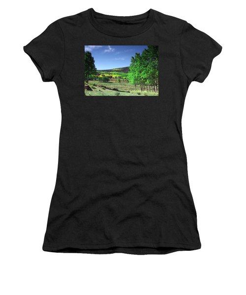 Faafallscene106 Women's T-Shirt