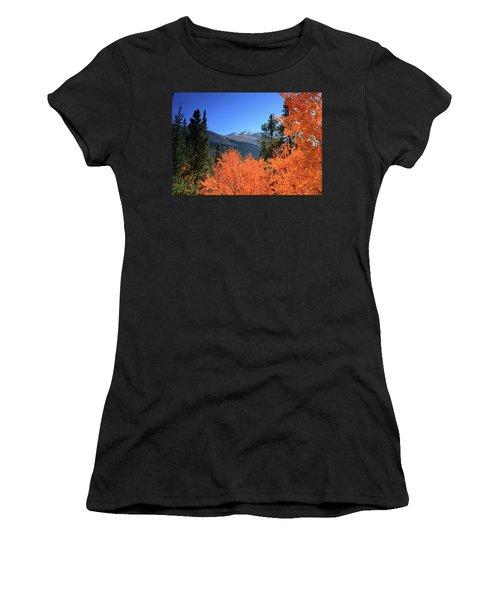 Faafallscene110 Women's T-Shirt