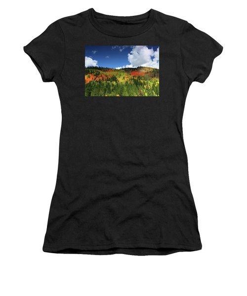 Faafallscene115 Women's T-Shirt
