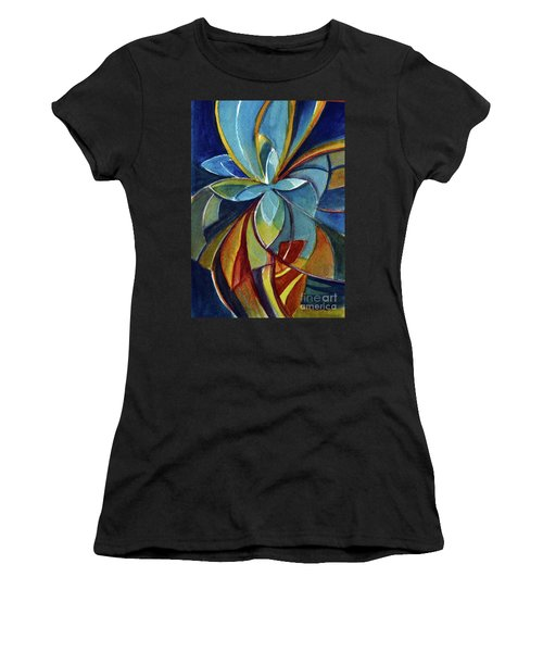 Fractal Flower Women's T-Shirt