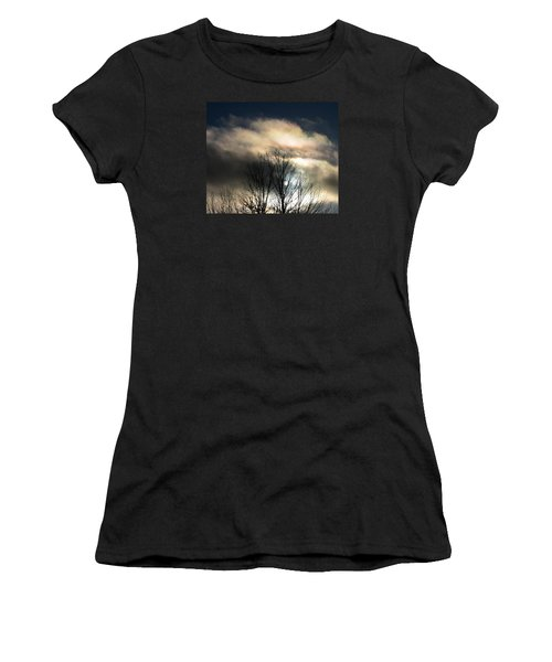 Fadeaway Women's T-Shirt (Athletic Fit)