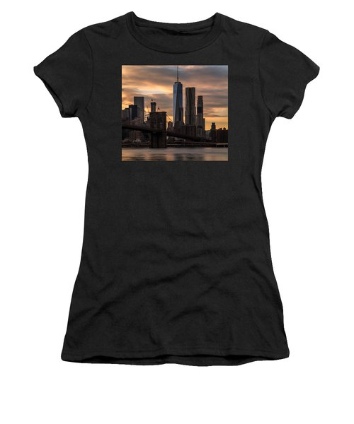 Fading Light  Women's T-Shirt (Athletic Fit)