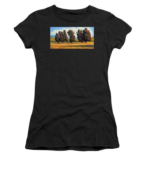 Fairfield Tree Row Women's T-Shirt