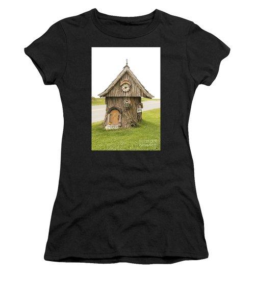 Fairy House In Vermont Women's T-Shirt