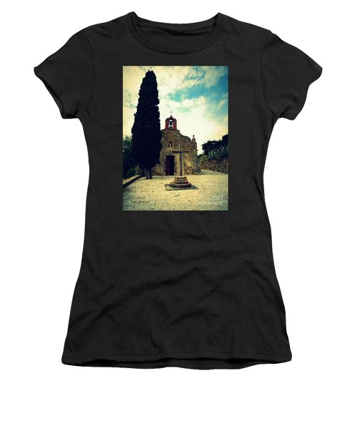Faith Hope Love Women's T-Shirt (Athletic Fit)