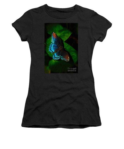Fall Butterfly Women's T-Shirt