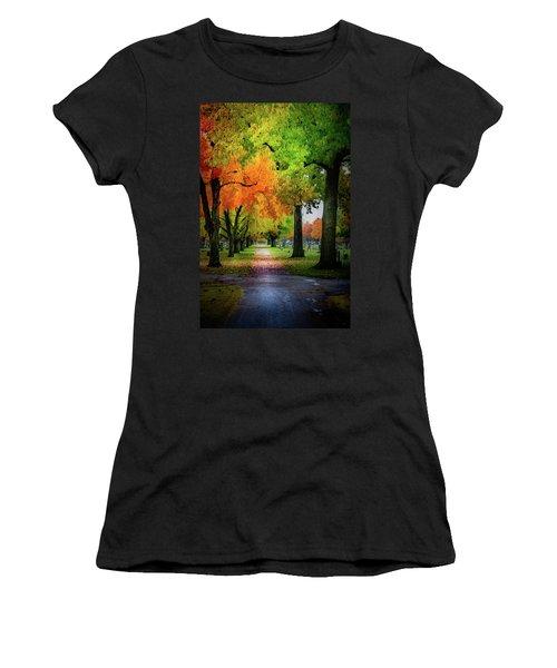 Fall Color Women's T-Shirt