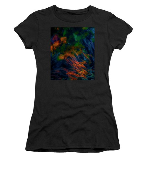 Fall Colors 2 Women's T-Shirt (Athletic Fit)