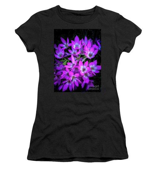 Fall Crocus Women's T-Shirt