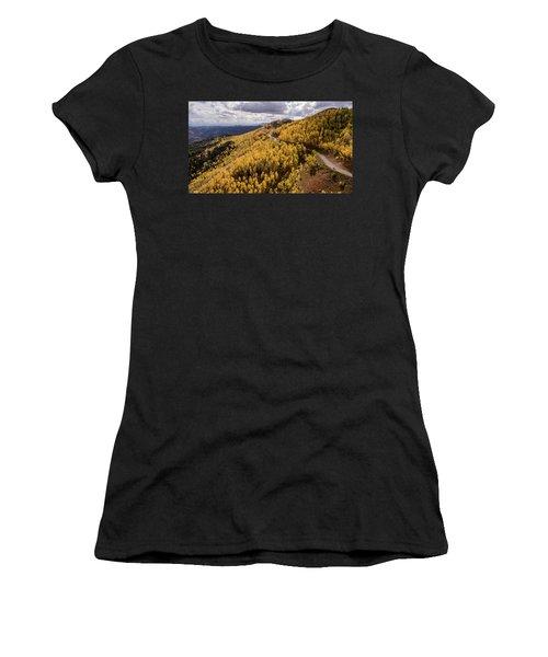 Fall Drive Women's T-Shirt