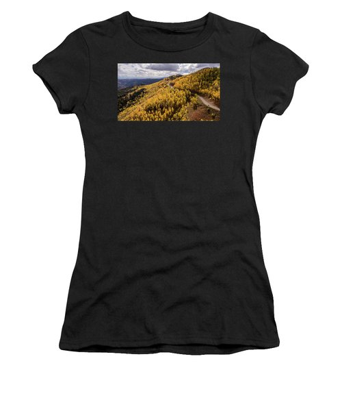 Fall Drive Women's T-Shirt