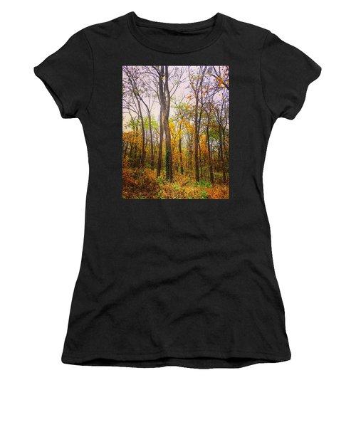 Fall Farewell Women's T-Shirt