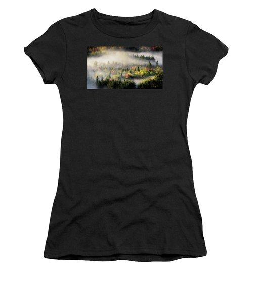 Fall Fog Women's T-Shirt
