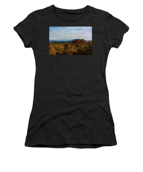 Fall In The Desert Women's T-Shirt