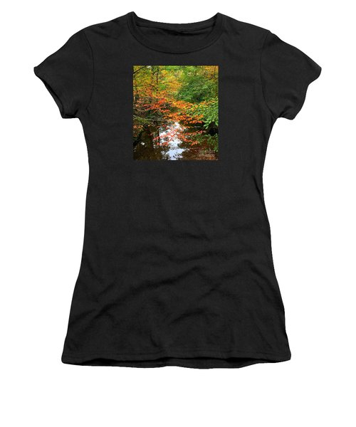 Fall Is In The Air Women's T-Shirt