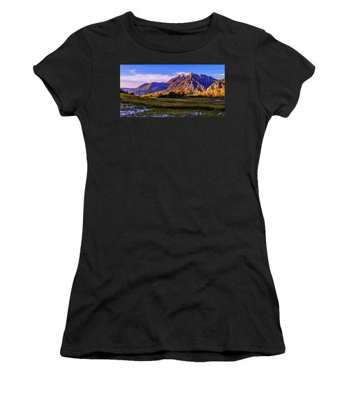 Fall Meadow Women's T-Shirt