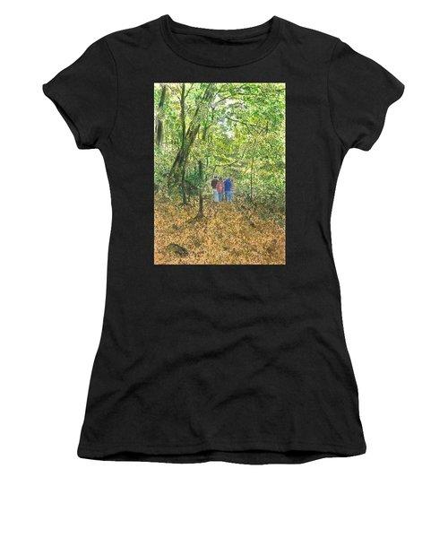 Fall Nymphs - IIi Women's T-Shirt