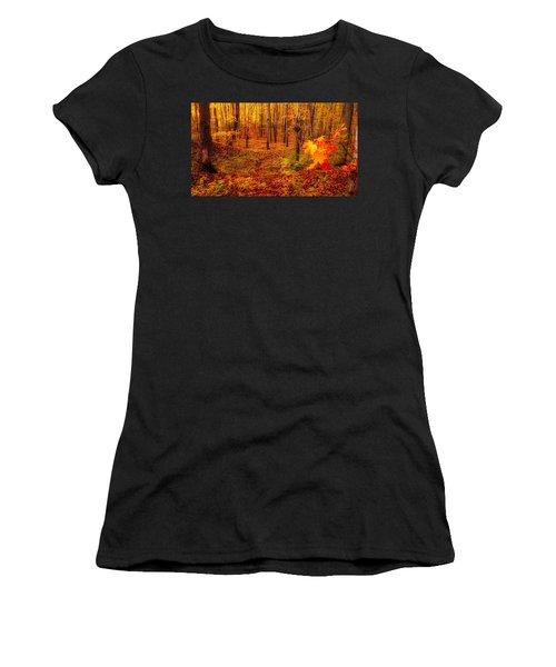 Fall Sugar Bush Women's T-Shirt