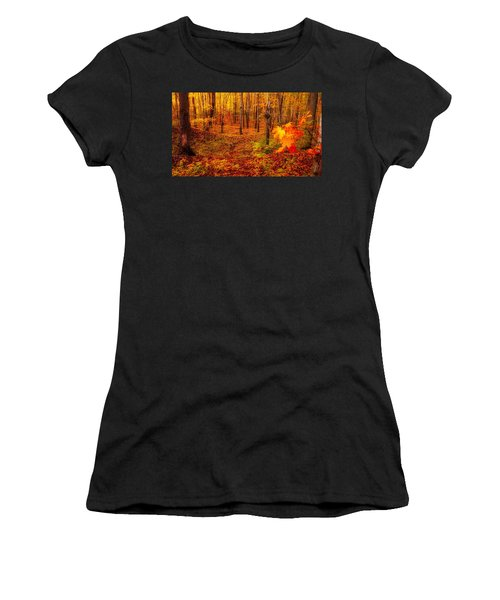Fall Sugar Bush Women's T-Shirt