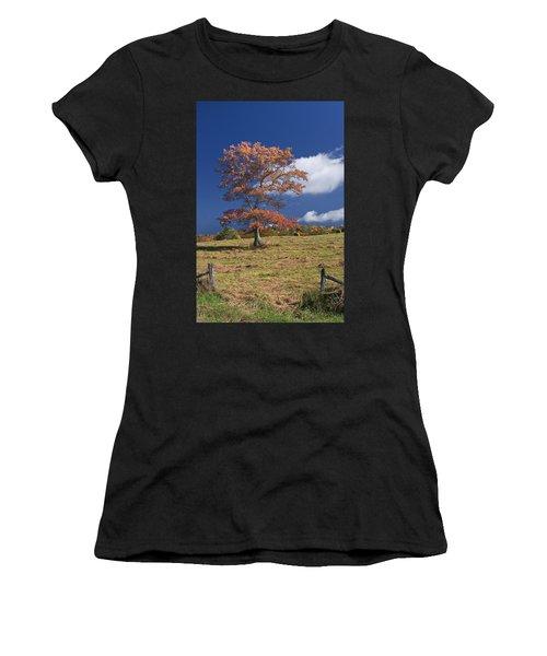 Fall Tree Women's T-Shirt