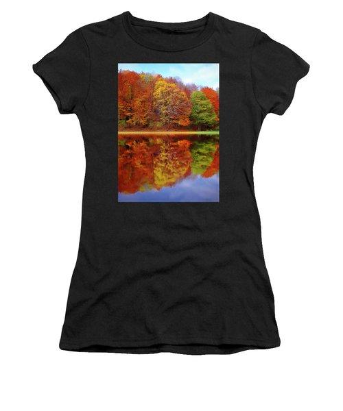Fall Waters Women's T-Shirt