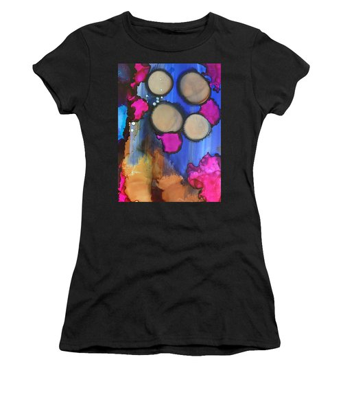 Fallen Tears Women's T-Shirt (Athletic Fit)