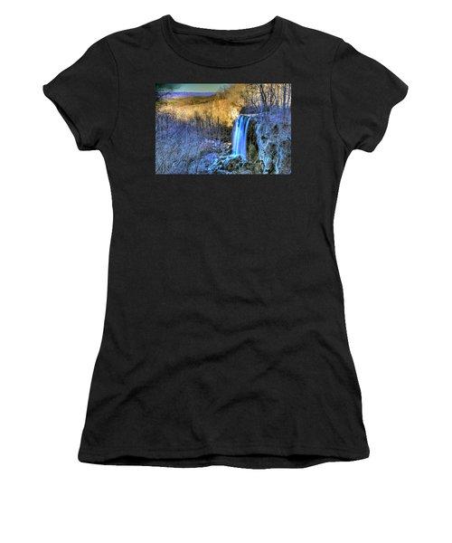 Falling Spring Falls Women's T-Shirt